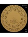ASTR 3435 Notturlabio/Notturnale a tre dischi