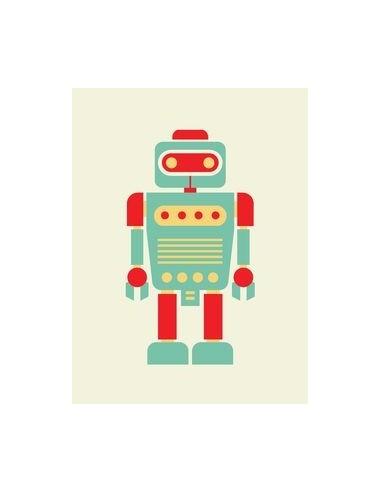 WCBHMAN05 EdBot Robot Umanoide