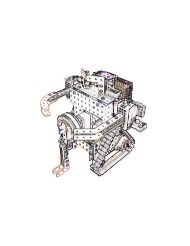 WCBCDN10KL Kit per costruzione di...