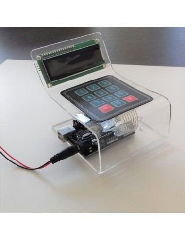 """RB 3934  Kit """"Primi Passi con Arduino..."""