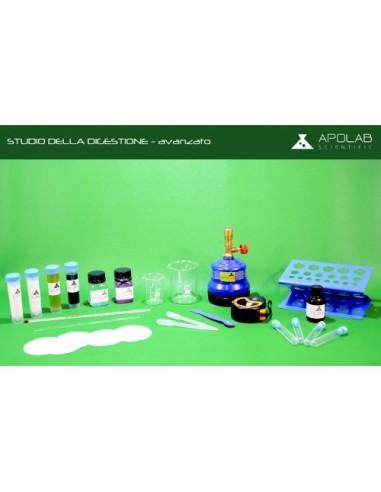BIO 01002.3 Kit Studio della digestione