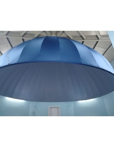 ASTR 0C4M Cupola Planetario fissa in...