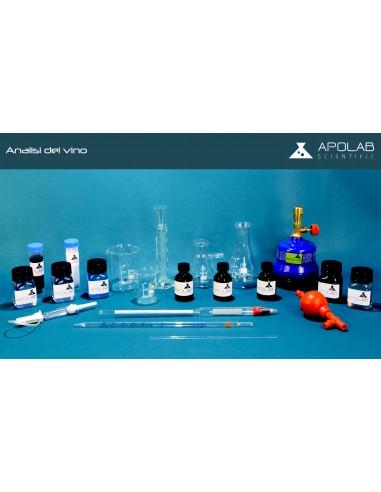 CA 01003 kit analisi del Vino