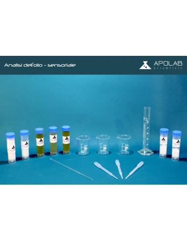 CA 01005 kit analisi dell'Olio...