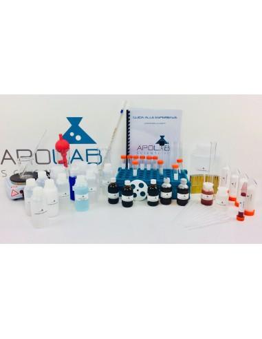 CA 01002 kit analisi del Latte